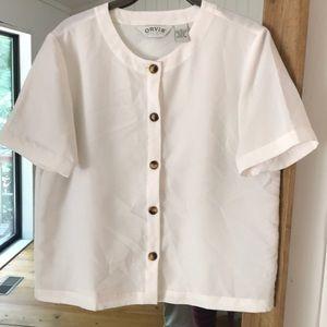 Orvis blouse